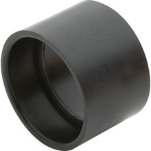 ABS DWV Schedule 40 Coupling 1-1/2""