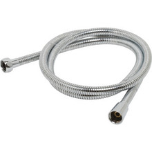 "Delta 60-82"" Extendable Hose Chrome"