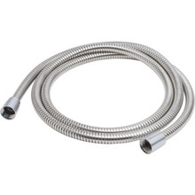 "Waterpik Chrome 75-96"" Extendable Shower Hose"