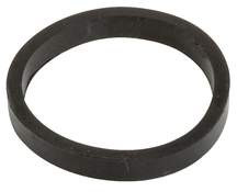 "Plastic Tubular Rubber Slip Joint Washer 1-1/2"" Package Of 50"