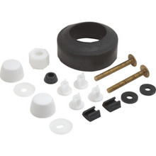 "Gerber Tank To Bowl Gasket and Hardware Kit 2"" Flush Valve"