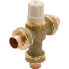 "Watts Thermostatic Mixing Valve 3/4 "" 80-120 Degrees"