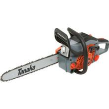 "Tanaka 18"" 40cc Gas Chain Saw"