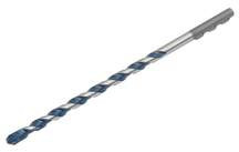 "Bosch 1/4 x 6"" BlueGranite Turbo Hammer Drill Bit"