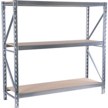 "72 x 77 x 24"" Commercial Storage P-Rack"