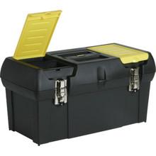 "Stanley 19"" Heavy-Duty Tool Box"