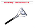 Quick Change Janitor Mop Handle