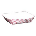 #100 Waxed Food Trays