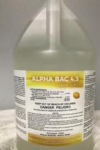 Alpha Bac 4.5 Lemon Disinfectant Concentrate