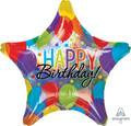 "31 ""  HBD Prismatic Balloon Bash"