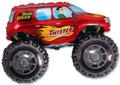 """30""""  Red Monster Truck"""