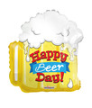 "18"" Happy Beer Day"