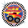 """18""""  HBD Monster Truck - Holographic"""