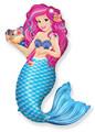 """43"""" Super Jumbo Mermaid"""