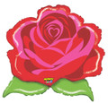"""30"""" Jumbo Red Rose"""