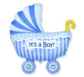 "Copy of 35"" Jumbo Baby Buggy- It's A Boy"