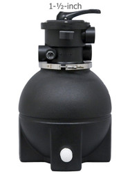 "Aqua UV Ultima II FIlter 1000 with 1 1/2"" Valve"