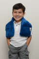 Children's Minky Shoulder Wrap
