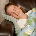 Teen Girls Medium Weighted Blanket