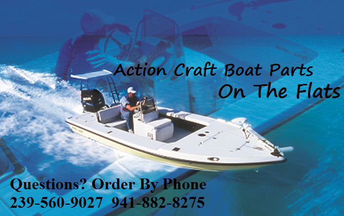 Action Craft Windshields - Action Craft Boat Parts