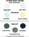 GelCoat Colors call for ordering many colors have to made up