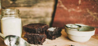 Fudgy Brownie Mix (case of 8)