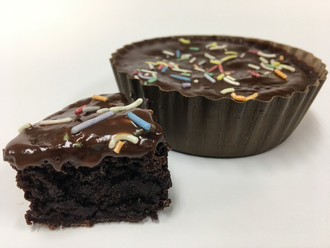 Dark Chocolate truffle Gourmet Brownie