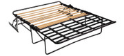 "4"" Innerspring Queen Bed - Posture Slat Base"