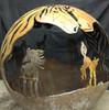 Fireball Fire Pits - Horse - 37.5 inch Fire Globe - 3715HO