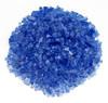 1/4 inch Cobalt Blue Classic Fire Glass 1