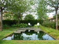 Boring Yard? Consider a Reflecting Pool