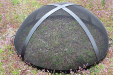 "Fire Pit Art 36"" Spark Guard  - SG-36.0"