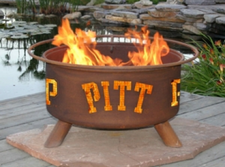 Patina Products - University of Pittsburgh  College Fire Pit - F228