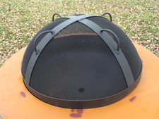 "Fire Pit Art 27.5"" Spark Guard  - SG-27.5"