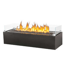 Napoleon Linear Patio Flame Windscreen - GPFL-WNDSCRN