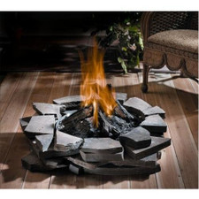 Napoleon Patioflame Outdoor Propane Fire Pit   GPFP