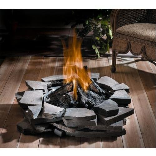 napoleon patioflame outdoor natural gas fire pit gpfn