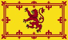 Scotland: Scottish Rampant Lion