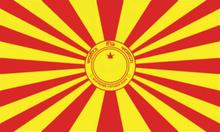 Nepali Peace Flag