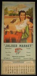 10)   JALISCO MARKET SACRAMENTO CALIFORNIA -1958