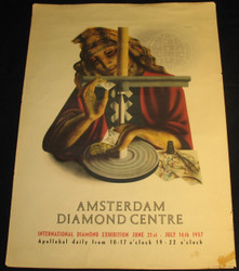 07)  AMSTERDAM DIAMOND CENTER INTERNATIONAL EXHIBITION 1957