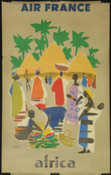 19 - AIR FRANCE AFRICA 1958