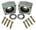 """Machine axle to 1.532"""" (GM Only) C/Clip Eliminator kit with 1559 Bearing."""