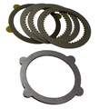 """8"""" & 9"""" Ford 4-Tab Clutch kit with 9 pieces"""