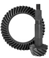 YG D44-456T - High performance Yukon replacement Ring & Pinion gear set for Dana 44 in a 4.56 ratio, thick