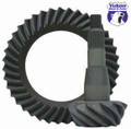 """High performance Yukon Ring & Pinion gear set for '10 & up Chrysler 9.25"""" ZF in a 3.90 ratio"""