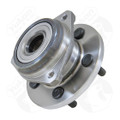 Yukon replacement unit bearing hub for '90-'99 Jeep front, with composite rotor