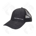 Yukon denim snap-back hat