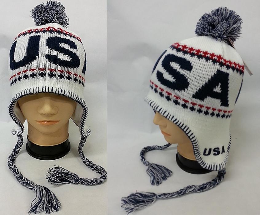 USA SOCCER TEAM LAPLANDER Knitted Beanie Hat. Price   14.99. Image 1 ed0f1c50cbfc