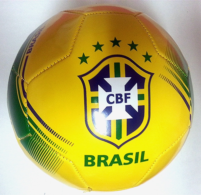 5efe86b18 Brazil National Soccer Team Official Soccer Ball size 5 with a ball ...